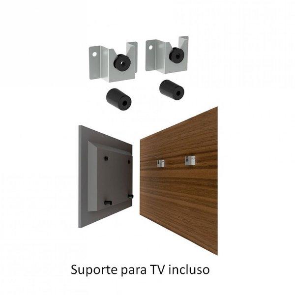 Painel para TV até 46 Polegadas Atena Valdemóveis - imagem destaque 3