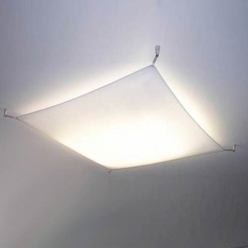 Luminária De Teto Modelo Tenda 50x50