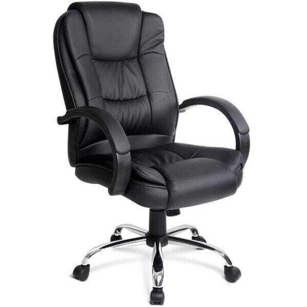 Cadeira Giratória Para Escritório Office Confort - Lyam Decor - imagem destaque 0