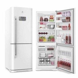 Imagem de Geladeira Electrolux Frost Free 454 Litros Bottom Freezer - DB53