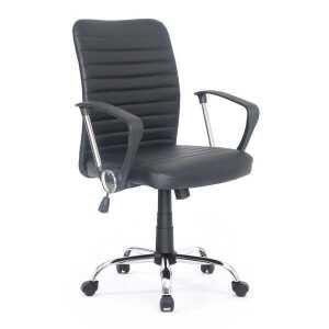 Cadeira de escritório Diretor estofada Dan TM