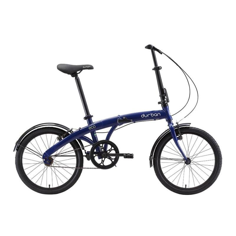 Bicicleta Durban Bike Eco Aro 20 Rígida 1 Marcha - Azul